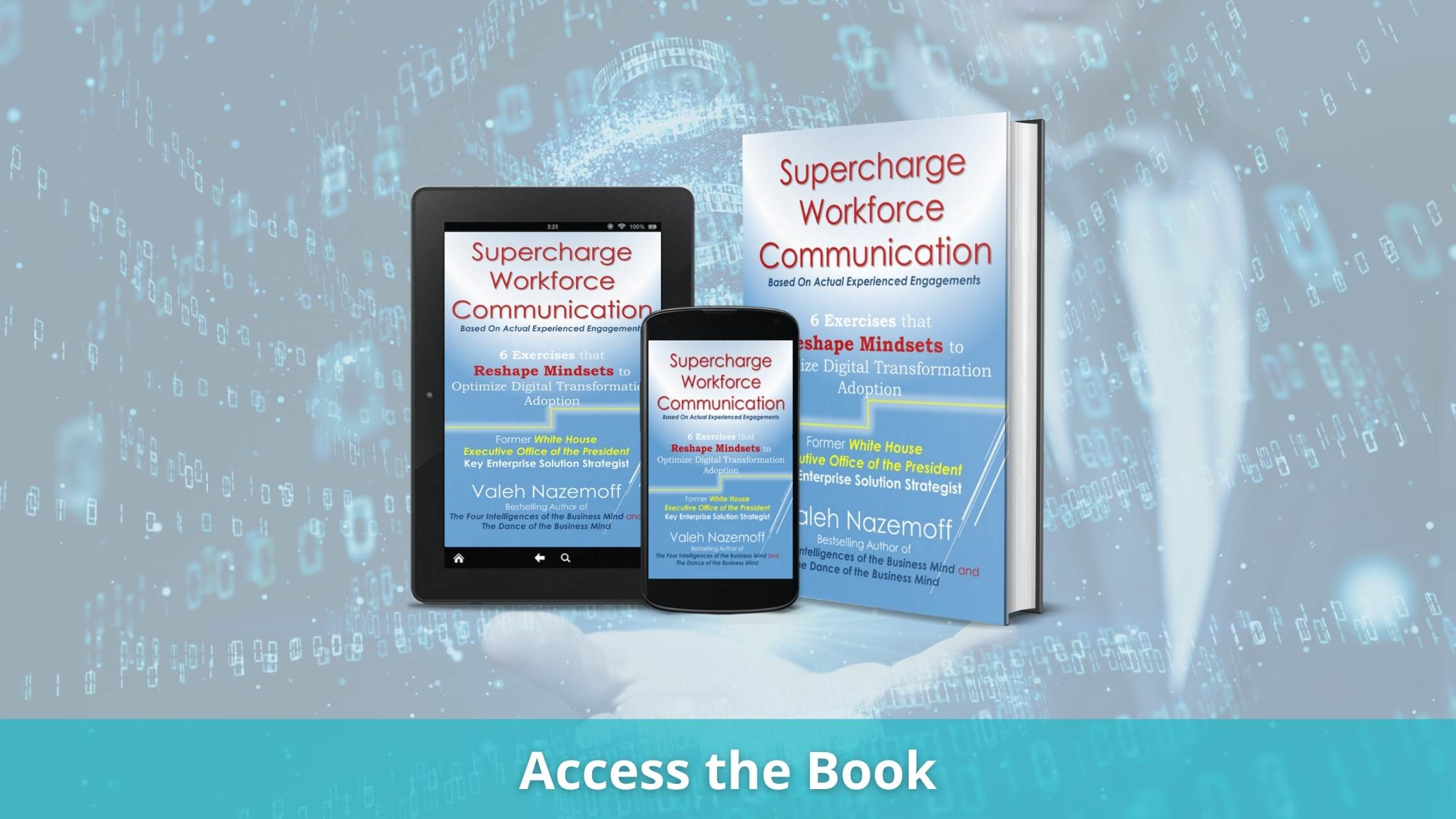 Book – Supercharge Workforce Communication with Exercises to Optimize Digital Adoption